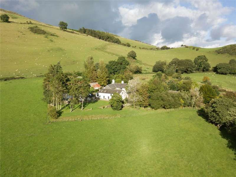 4 Bedrooms Detached House for sale in Llanrhaeadr-Ym-Mochnant, Oswestry, Shropshire, SY10