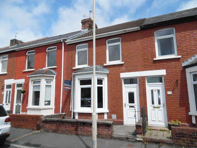 3 Bedrooms Terraced House for sale in Phyllis Avenue Bridgend CF31 3DD