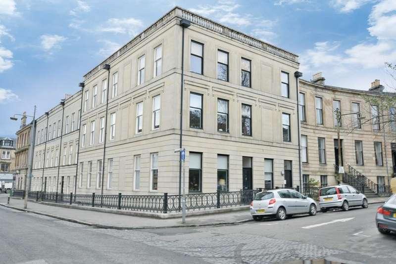 1 Bedroom Flat for sale in 2 Belmont Crescent, Kelvinbridge, G12 8EU