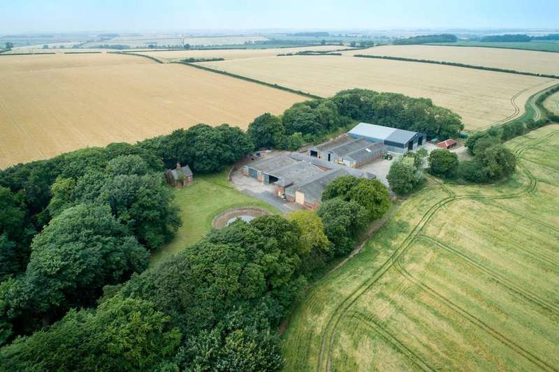 Farm Commercial for sale in Wold Newton, Market Rasen, Lincolnshire