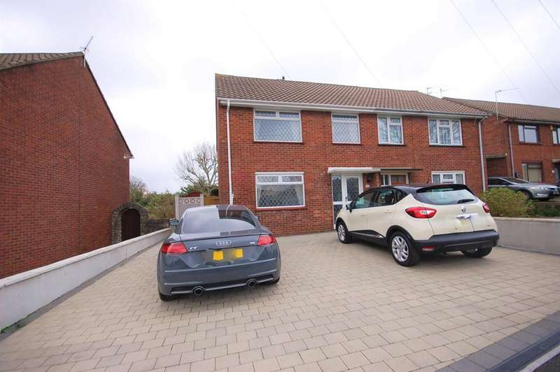 3 Bedrooms Semi Detached House for sale in Primrose Lane, Kingswood, Bristol, BS15 1HW
