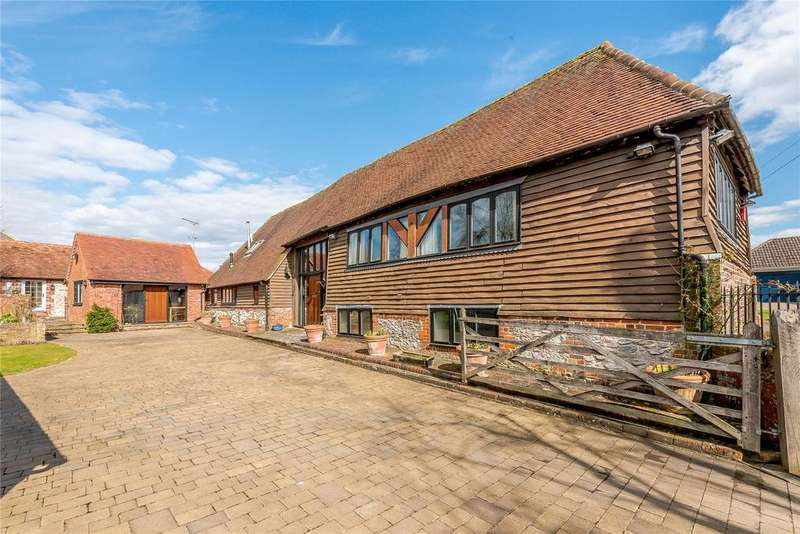6 Bedrooms Barn Conversion Character Property for sale in Crede Lane, Bosham, Chichester, West Sussex