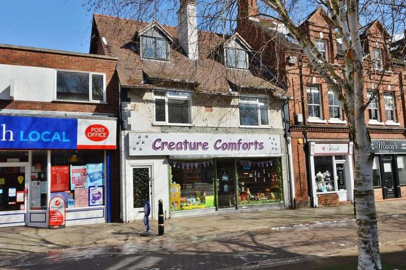 1 Bedroom Flat for sale in Market Square, Rugeley