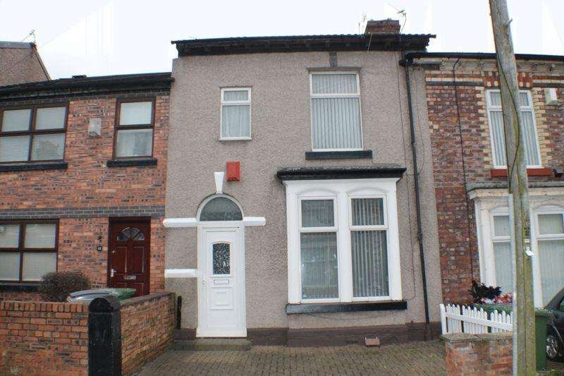 3 Bedrooms Terraced House for sale in Whitford Road, Birkenhead