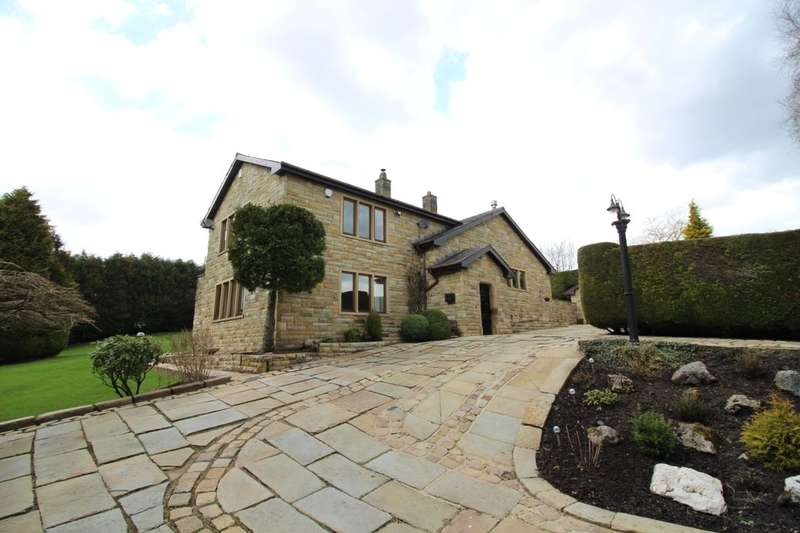 5 Bedrooms Detached House for sale in Woodhey Road, Ramsbottom, Bury, BL0