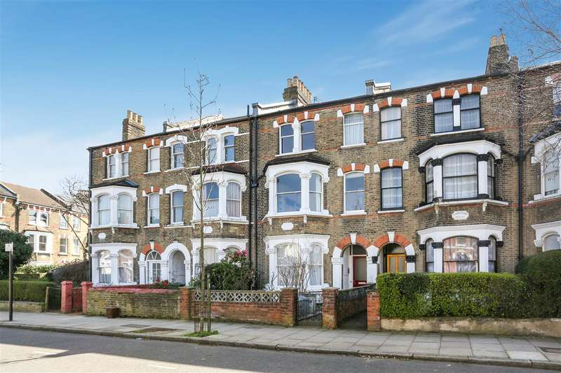 4 Bedrooms Apartment Flat for sale in Tytherton Road, London