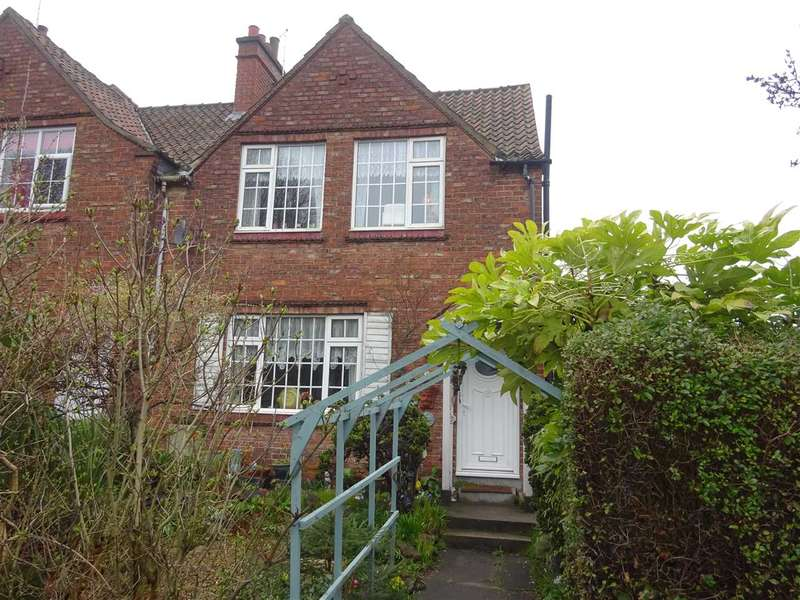 3 Bedrooms End Of Terrace House for sale in Fulford Road, Fulford, York