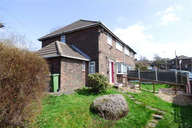 3 Bedrooms Semi Detached House for sale in Winterford Road, Mossley, Ashton-under-lyne, Lancashire, OL5