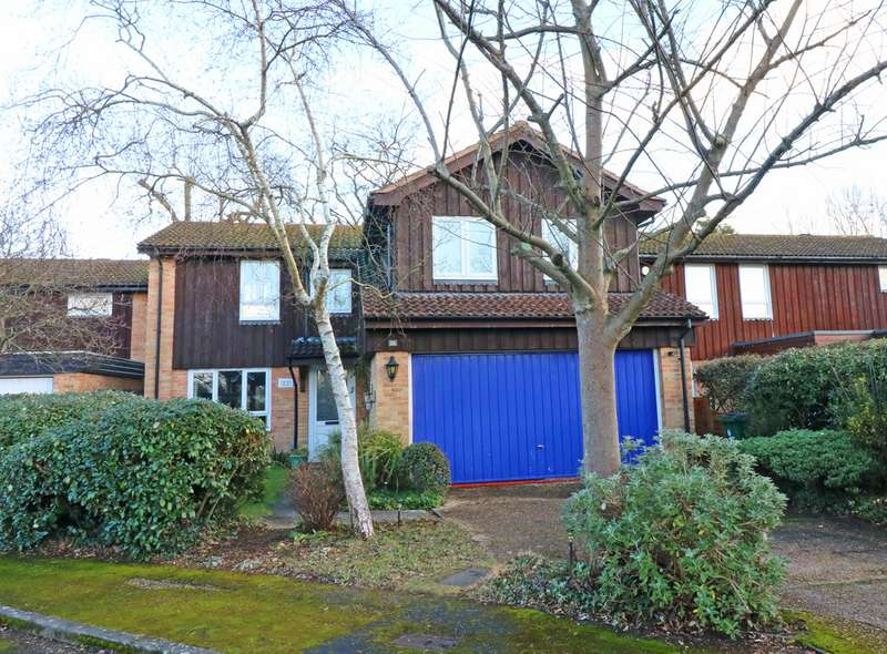 5 Bedrooms Detached House for sale in Aldingbourne Close, Ifield RH11