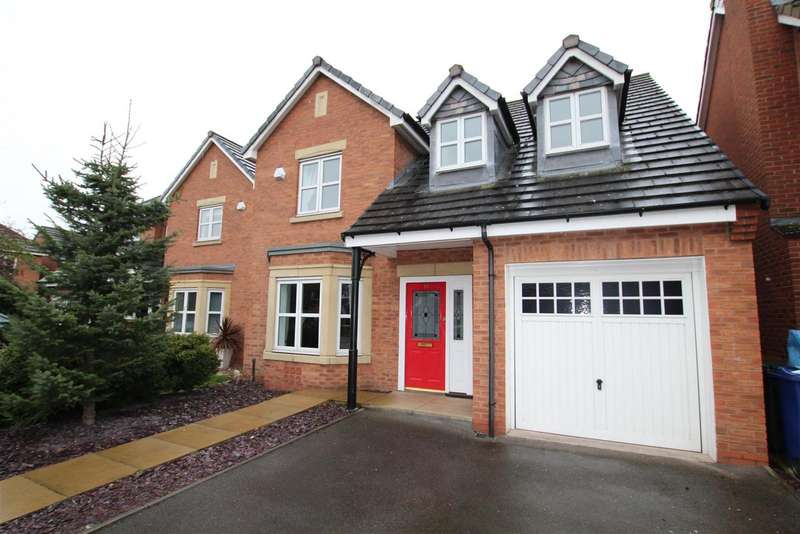 4 Bedrooms Property for sale in Alderson Drive, Stretton