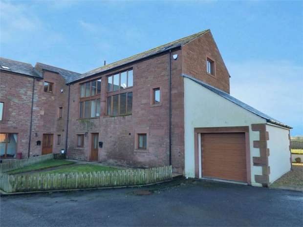 5 Bedrooms Semi Detached House for sale in High Scales, Aspatria, Wigton, Cumbria