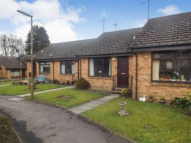 1 Bedroom Terraced Bungalow for sale in Springbank Gardens, Falkirk