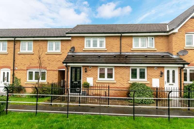 2 Bedrooms Property for sale in Callender Gardens, Helsby, Frodsham, WA6
