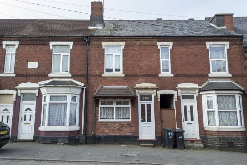 2 Bedrooms Terraced House for sale in Bank Street, Brierley Hill