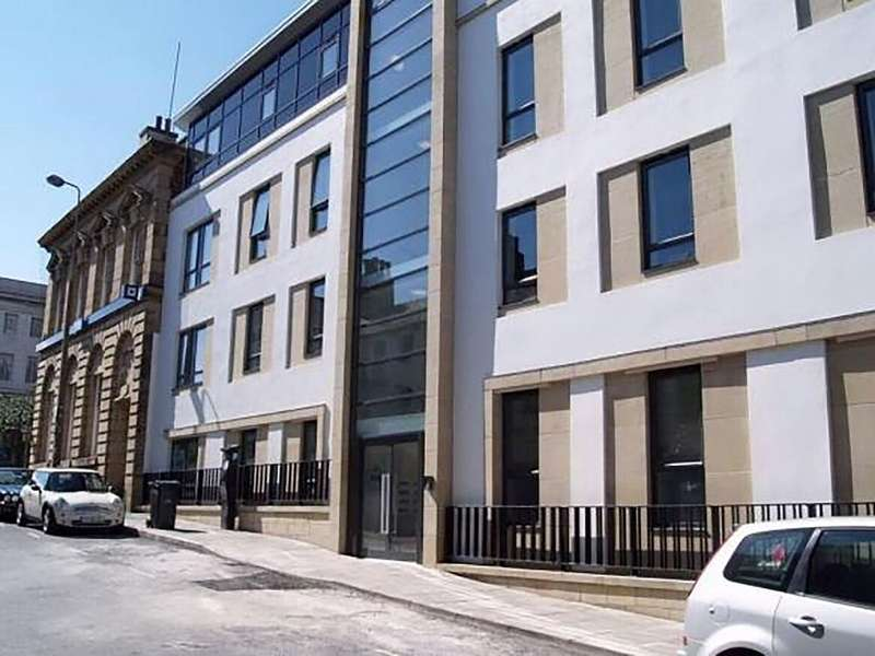 2 Bedrooms Apartment Flat for sale in Regent Court, Royal Street, Off Regent Street, Barnsley, South Yorkshire, S70 2ED