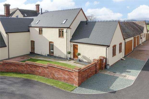 4 Bedrooms House for sale in The Acorns, Oaklands Grange, Hanwood, Shrewsbury