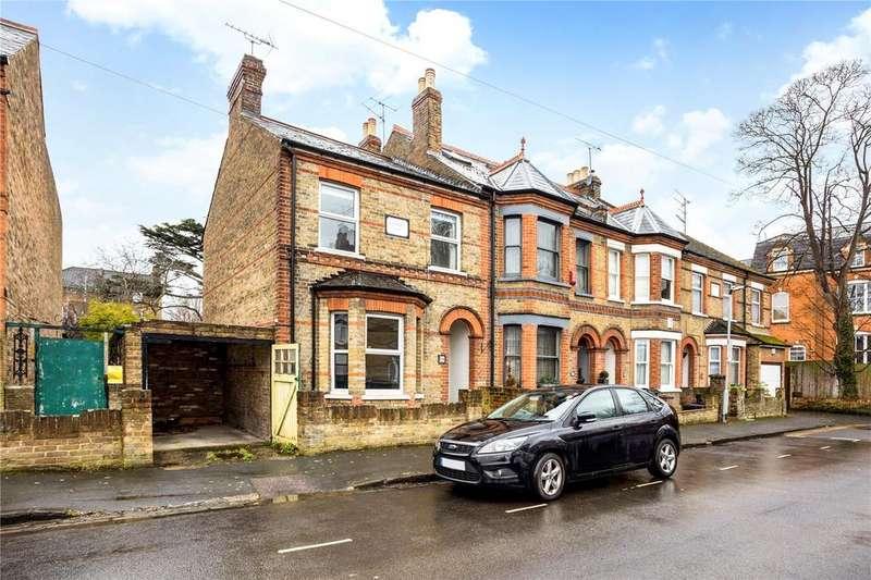 3 Bedrooms End Of Terrace House for sale in Queens Road, Windsor, Berkshire, SL4