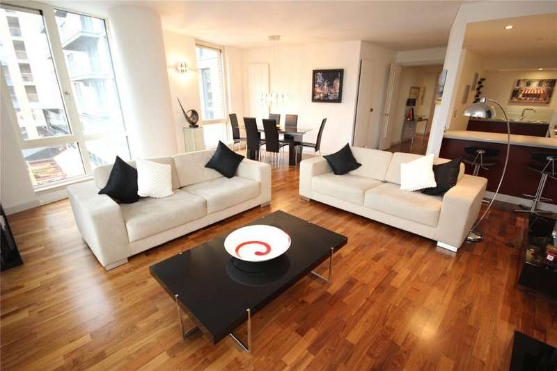2 Bedrooms Flat for sale in Leftbank, Spinningfields, Manchester, Greater Manchester, M3