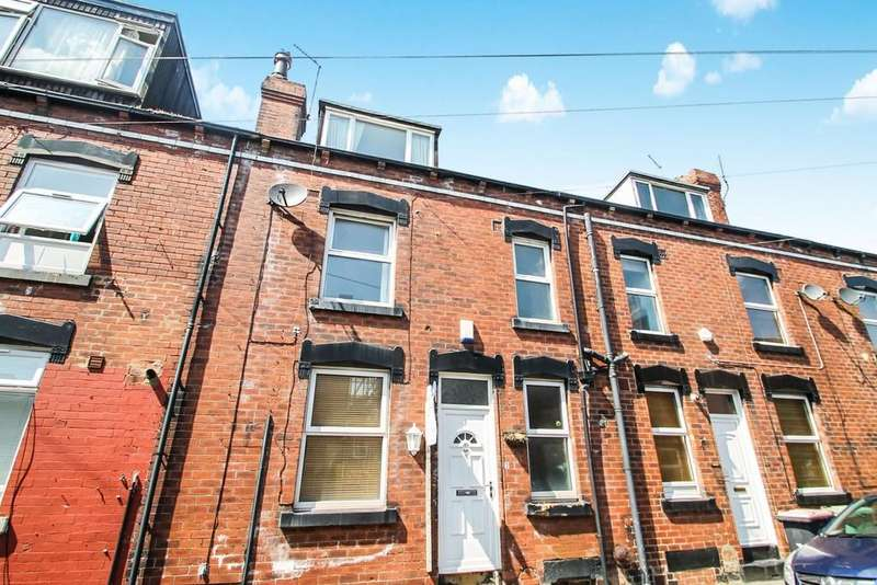 2 Bedrooms Terraced House for sale in Aberdeen Road, Armley
