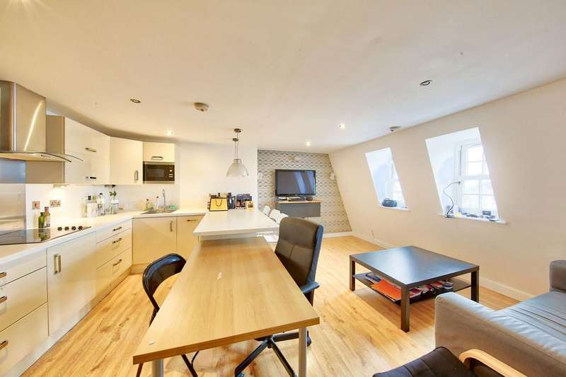 2 Bedrooms Apartment Flat for sale in Dawes Road, Fulham