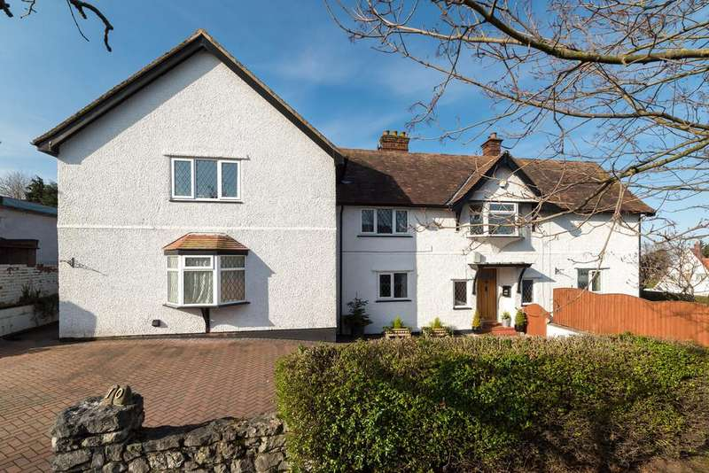 5 Bedrooms Detached House for sale in West Avenue, Prestatyn