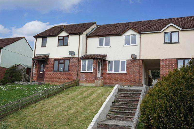 2 Bedrooms Terraced House for sale in Agnes Close, Bude