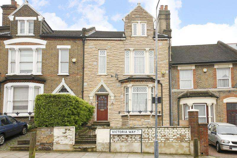 5 Bedrooms Terraced House for sale in Victoria Way, Charlton