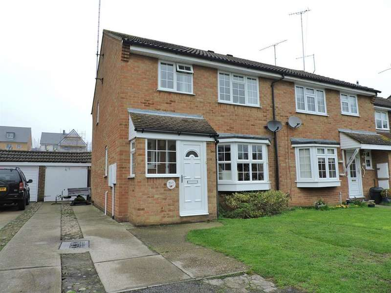 3 Bedrooms End Of Terrace House for sale in Waylands, Swanley, BR8 8TN