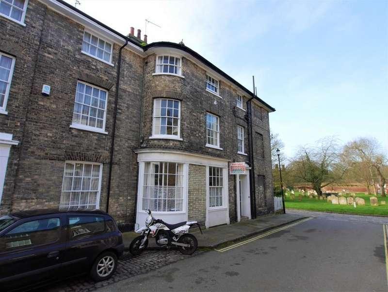 2 Bedrooms Apartment Flat for sale in 9 Queen Street, Hadleigh, Ipswich, Suffolk, IP7 5DZ