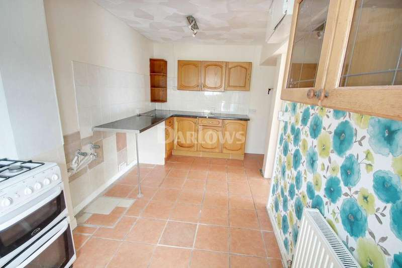 3 Bedrooms End Of Terrace House for sale in Pantygriagwen Road, Pontypridd