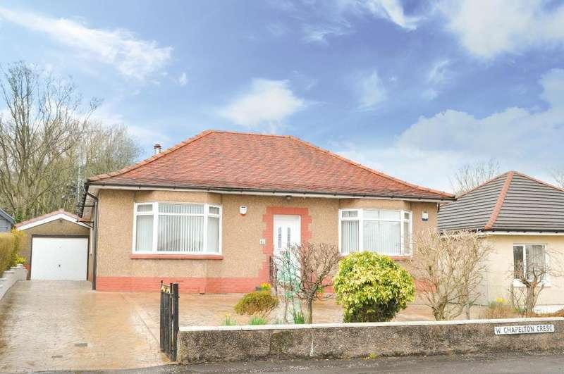 3 Bedrooms Bungalow for sale in West Chapelton Crescent, Bearsden, East Dunbartonshire, G61 2DE