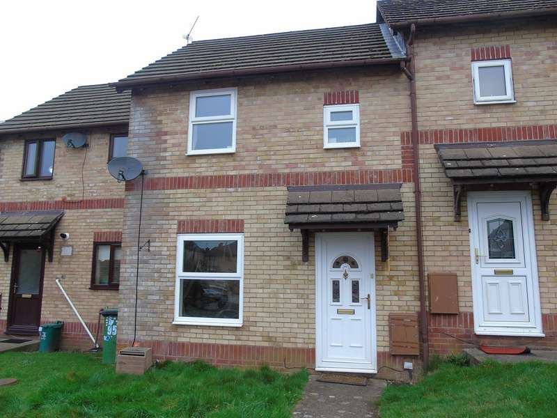 2 Bedrooms Terraced House for sale in Manor Chase, Beddau, Pontypridd