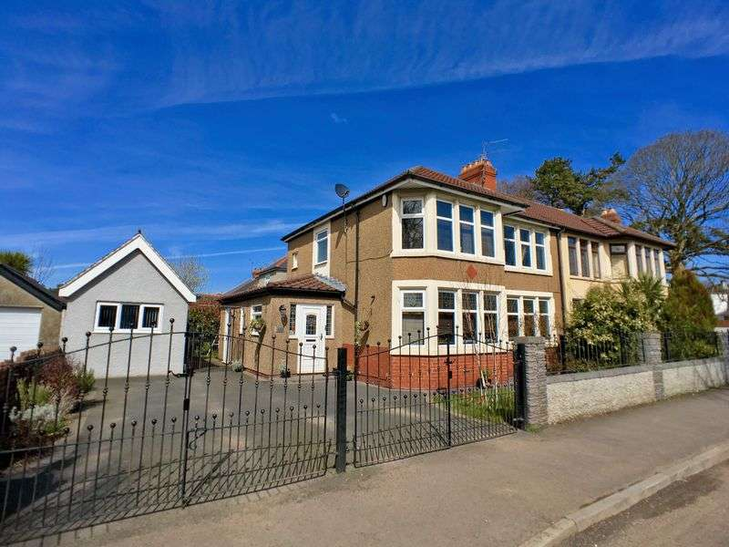 Property for sale in Western Avenue, Llandaff, Cardiff, CF5 2BL