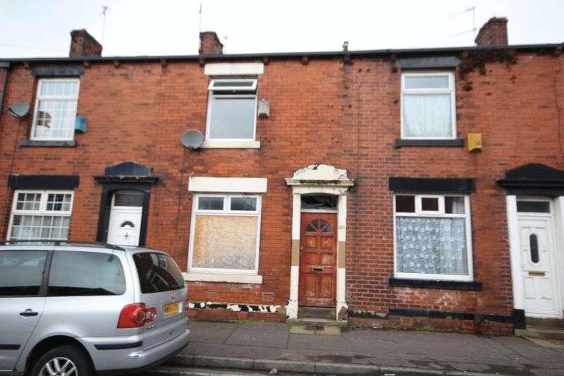 2 Bedrooms Property for sale in Ashfield Road Deeplish, Rochdale