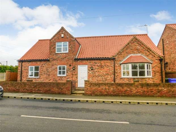 4 Bedrooms Detached Bungalow for sale in Ogilvey Close, Swinefleet, Goole, East Riding of Yorkshire