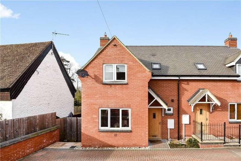 3 Bedrooms Semi Detached House for sale in Furtho Lane, Potterspury, Towcester, Northamptonshire