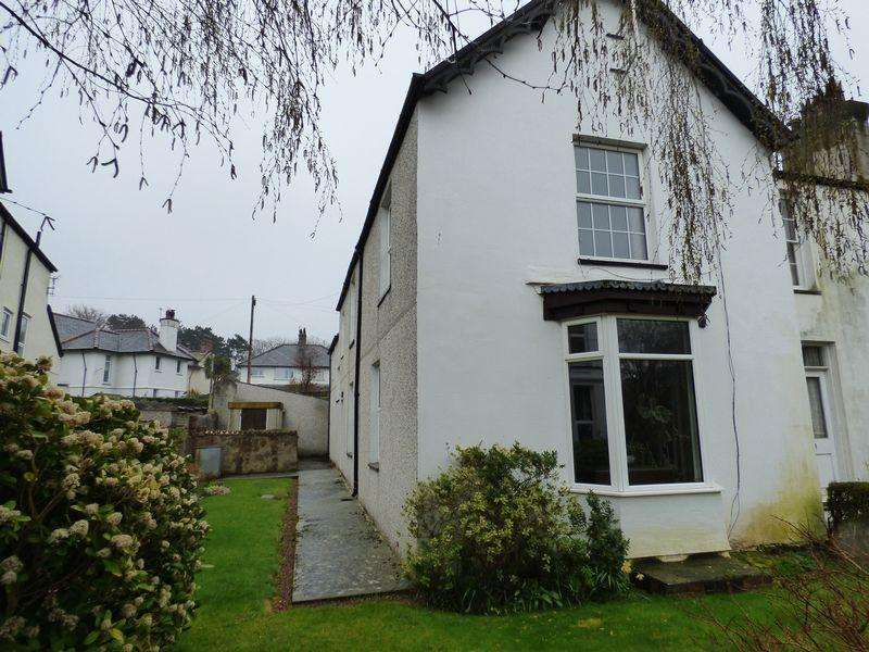 4 Bedrooms House for sale in 4 Mona View, Station Road, Llanfairfechan LL33 0AR