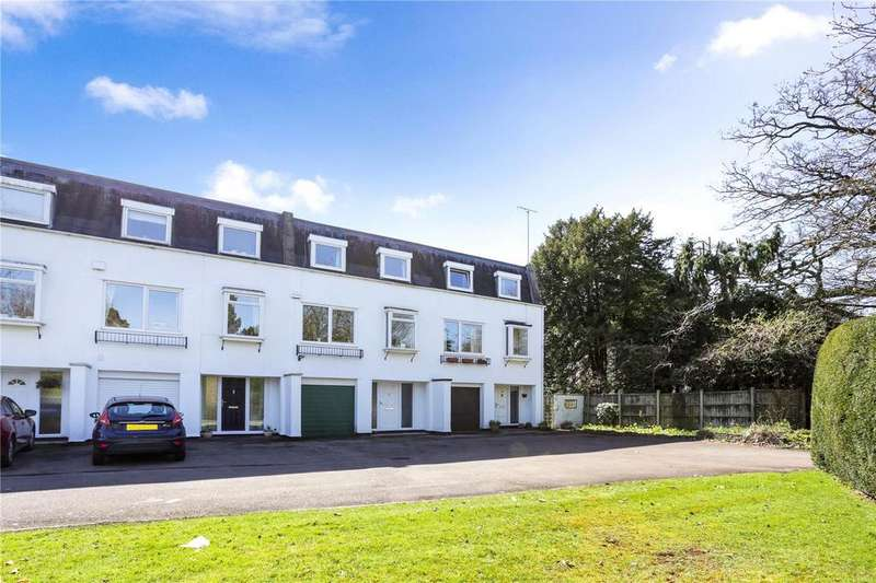 4 Bedrooms Terraced House for sale in Pittville Lawn, Pittville, Cheltenham, Gloucestershire, GL52