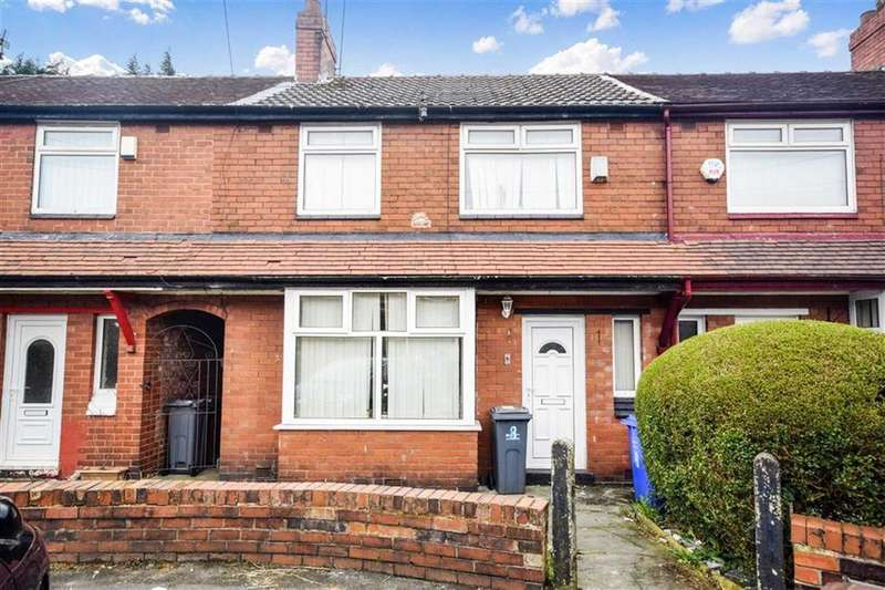 2 Bedrooms Terraced House for sale in Athlone Avenue, Manchester