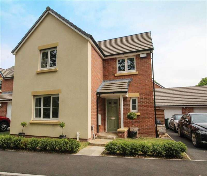 4 Bedrooms Detached House for sale in Andrews Road, Llandaff North, CARDIFF