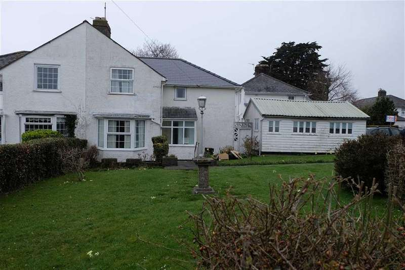 3 Bedrooms Semi Detached House for sale in Bron Awelon, Barry, Vale Of Glamorgan