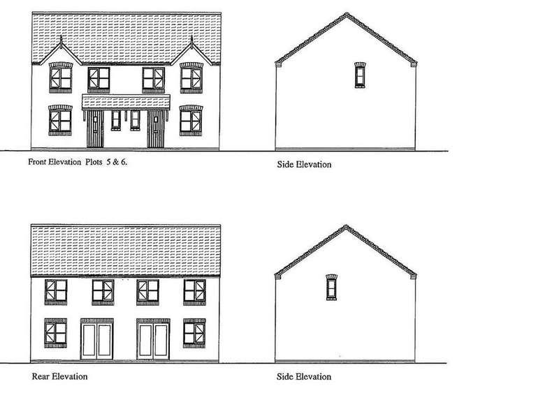 3 Bedrooms Semi Detached House for sale in Plot 5, Laburnum Avenue, Kirkby-In-Ashfield