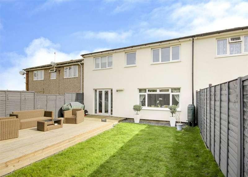 3 Bedrooms Terraced House for sale in Yardley, Bracknell, Berkshire, RG12