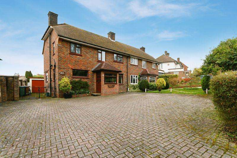3 Bedrooms House for sale in Nork Way, Banstead. SM7 1JG