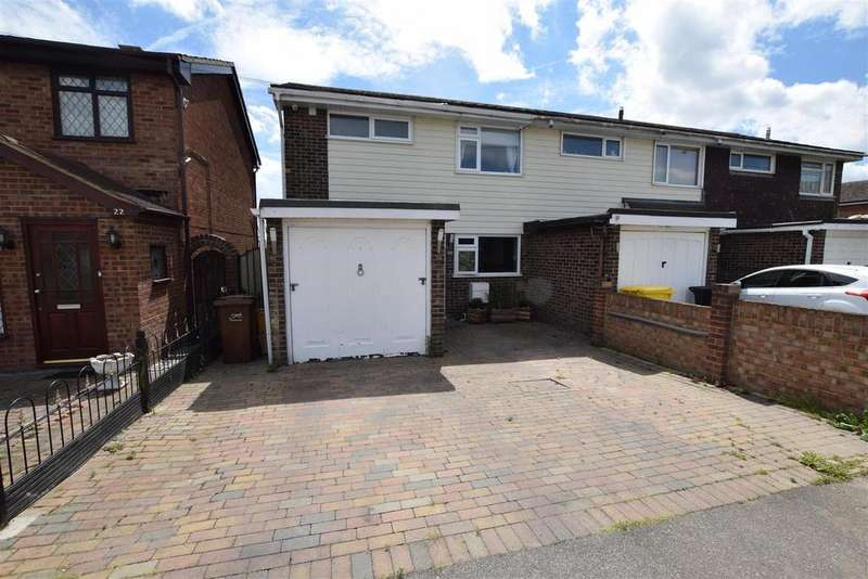 3 Bedrooms End Of Terrace House for sale in Broomfield Green, Canvey Island