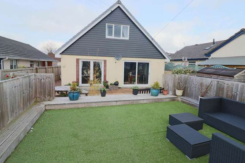 4 Bedrooms Detached House for sale in Acland Road, Landkey