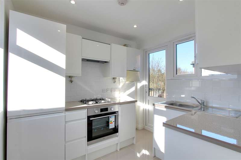 2 Bedrooms Maisonette Flat for sale in Everton Drive, Stanmore