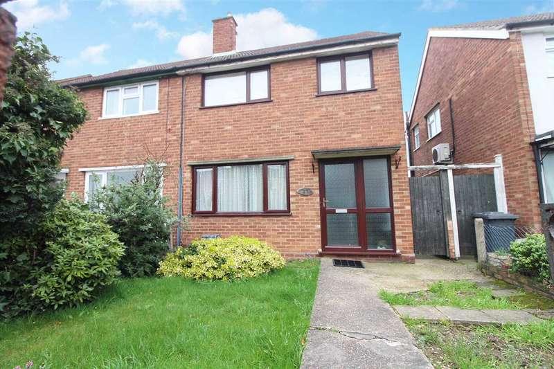 3 Bedrooms Semi Detached House for sale in Bloomfield Street, Ipswich