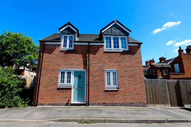 2 Bedrooms Detached House for sale in Ellis Street, Anstey