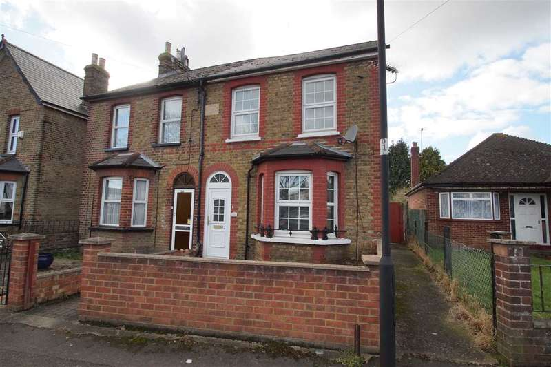 3 Bedrooms Semi Detached House for sale in Chalvey Grove, Chalvey, Slough